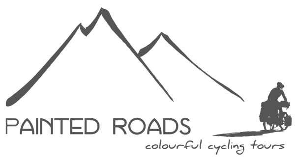 Painted Roads Simple Logo