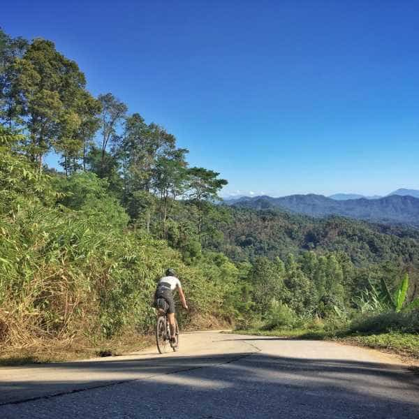 Gravel cycling Thailand