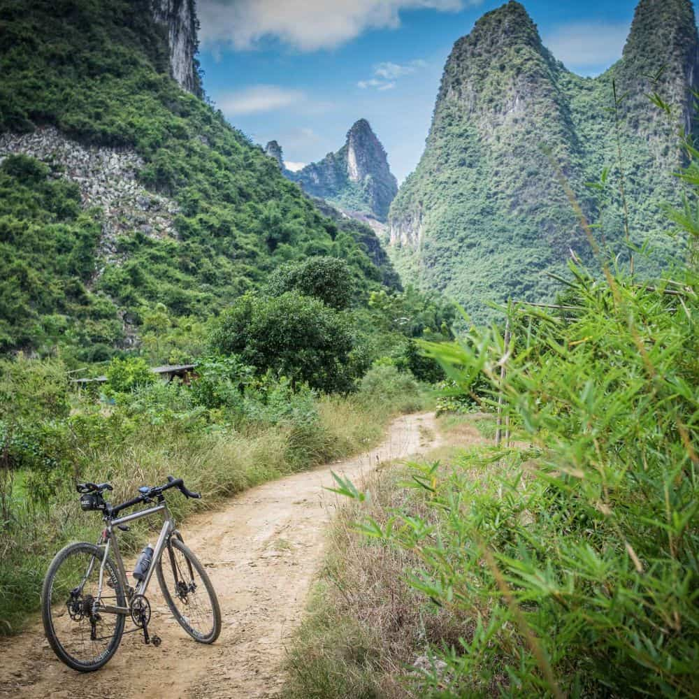 backroads cycle touring holiday China