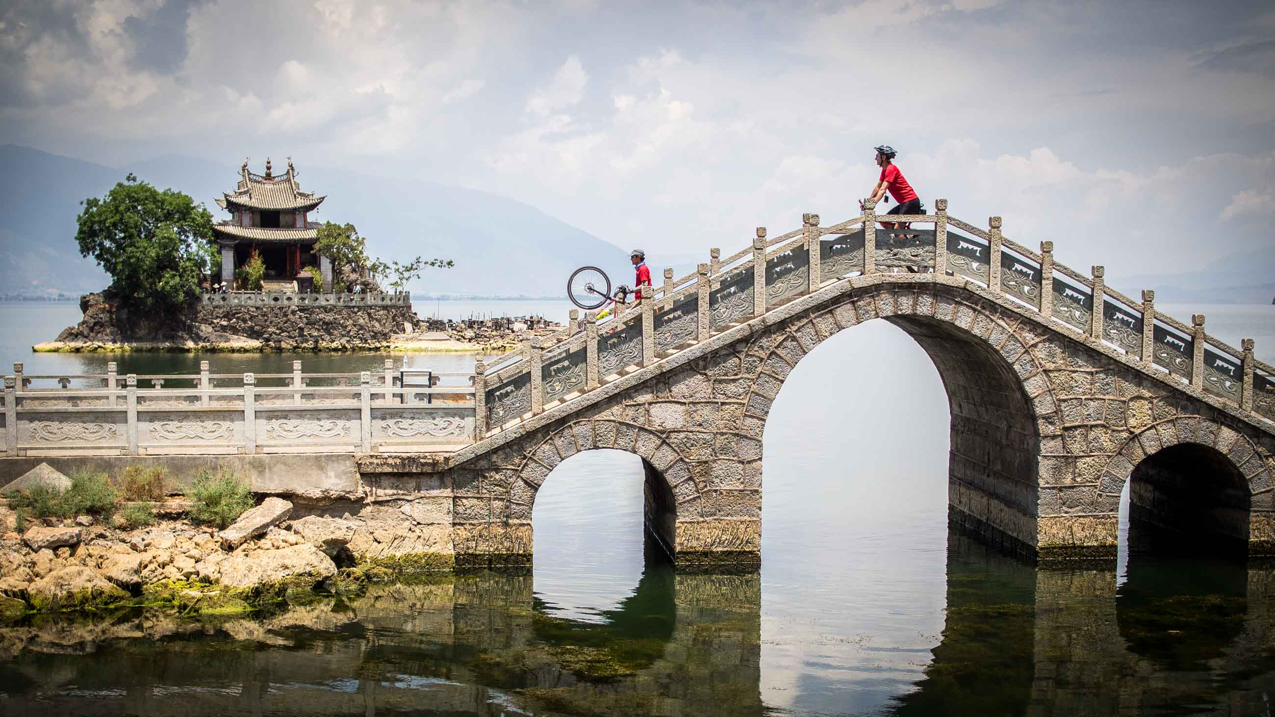 Cycling tour holiday in China - Yunnan