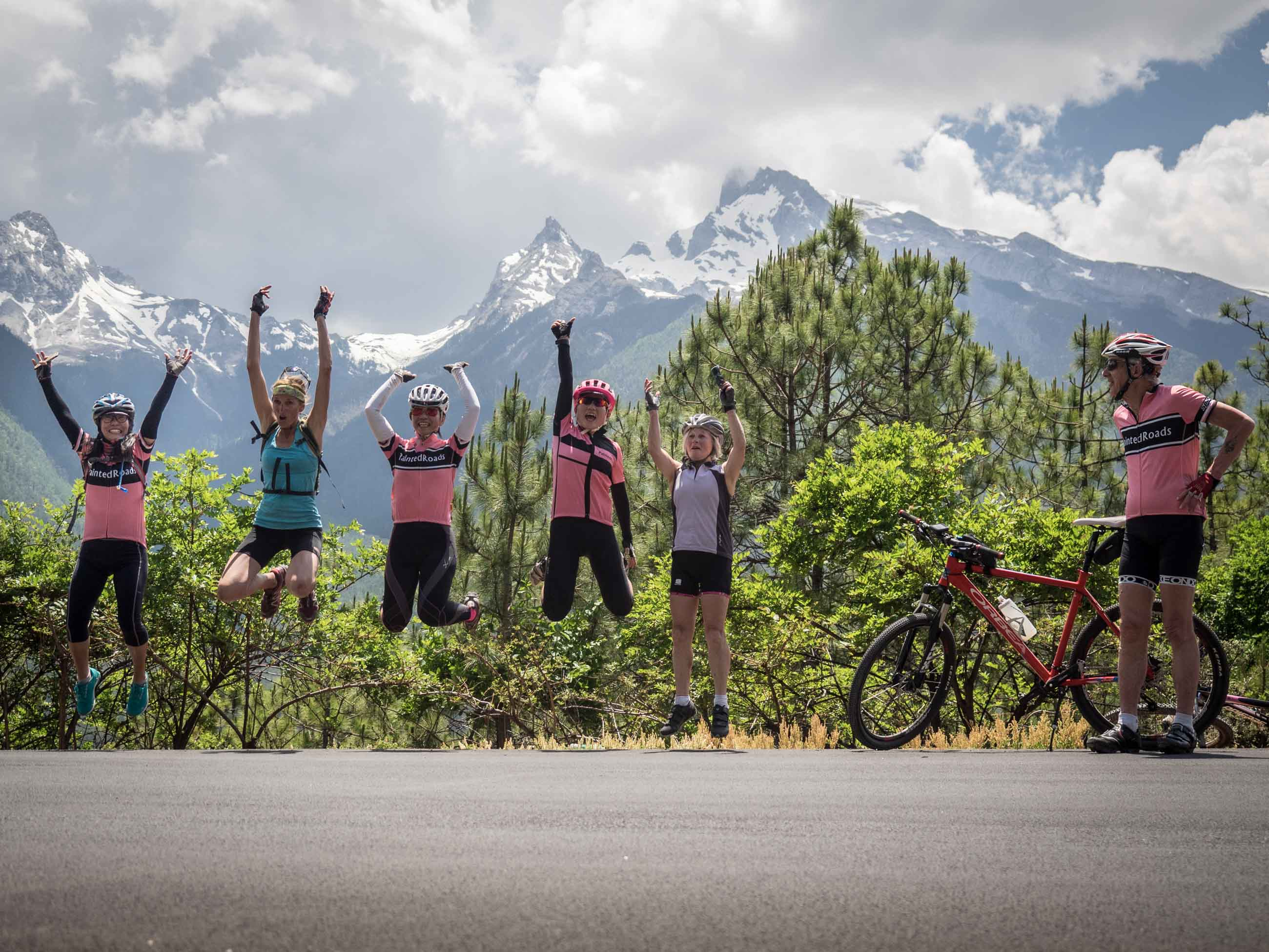 Our Cycling Holidays In SE Asia, China, & Mongolia cycling holidays banner image