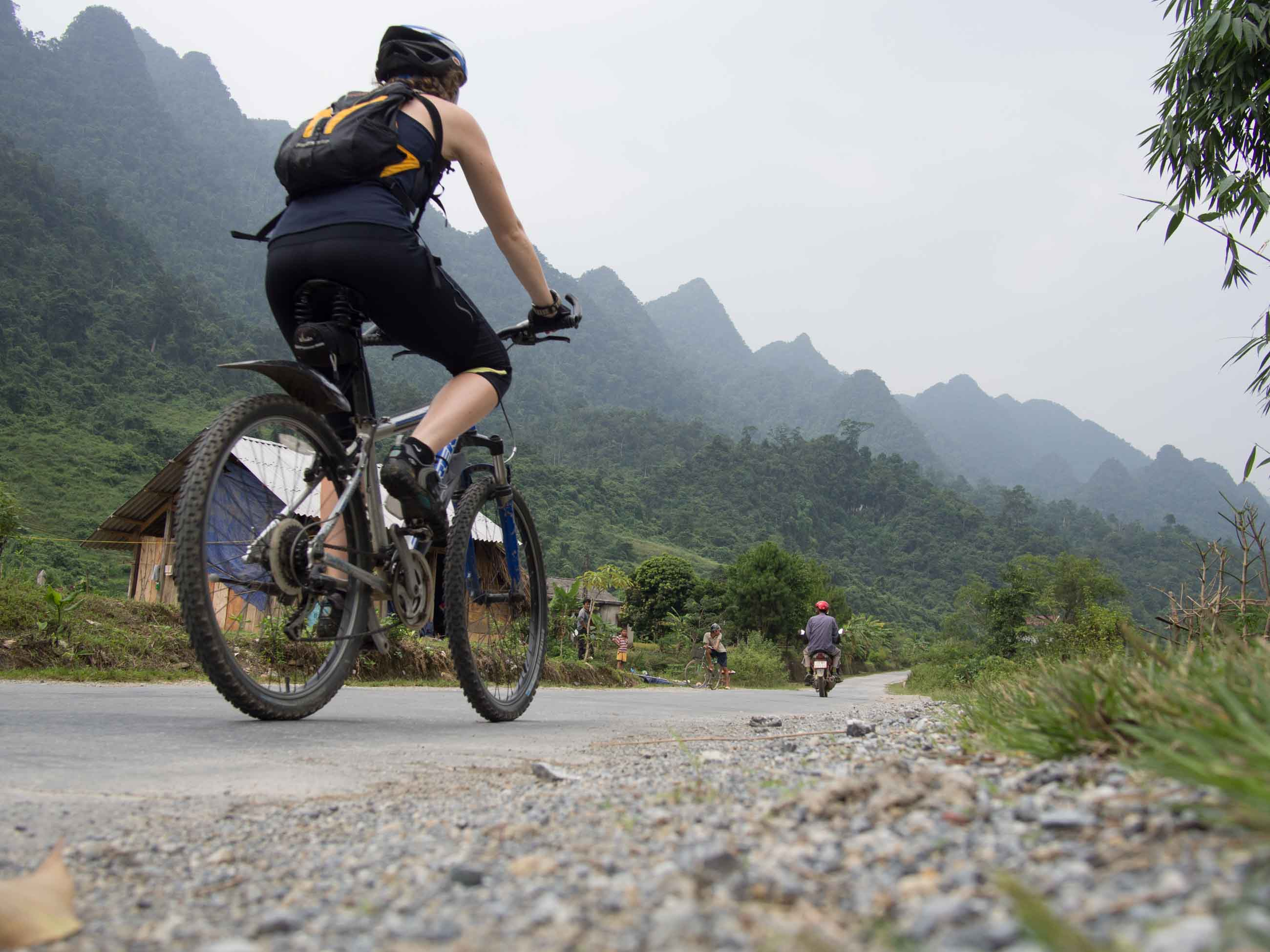North East Vietnam Adventure Cycle Tour Holiday