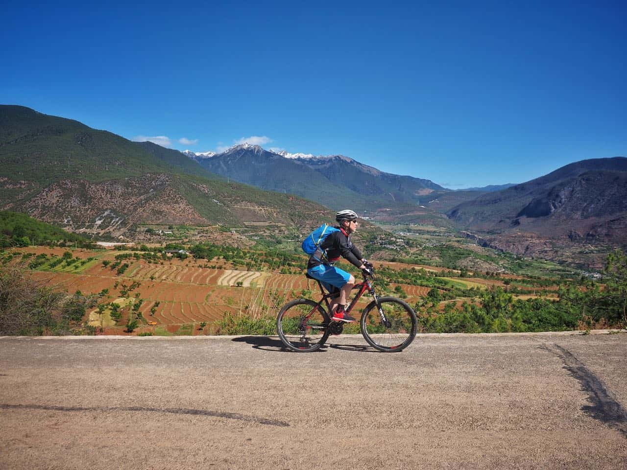 Yunnan Province 2018 In Pictures cycling holidays banner image
