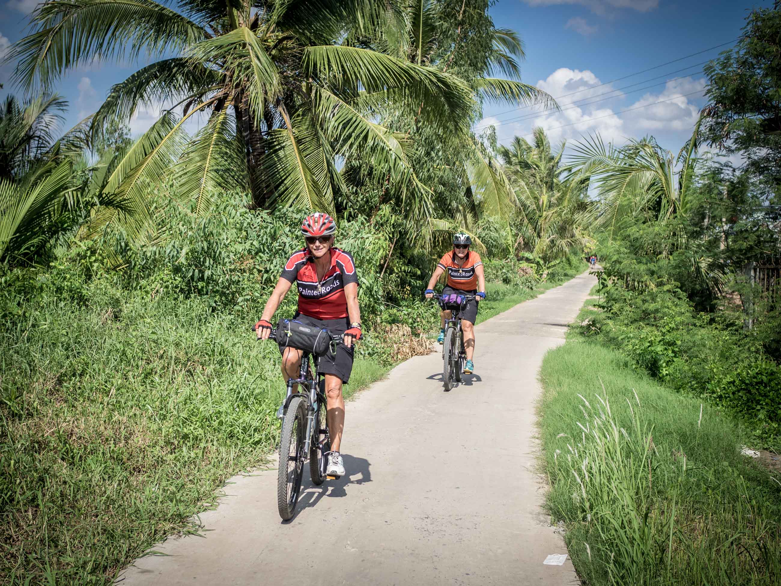 Cycling tour holiday in Vietnam - Mekong Delta Region
