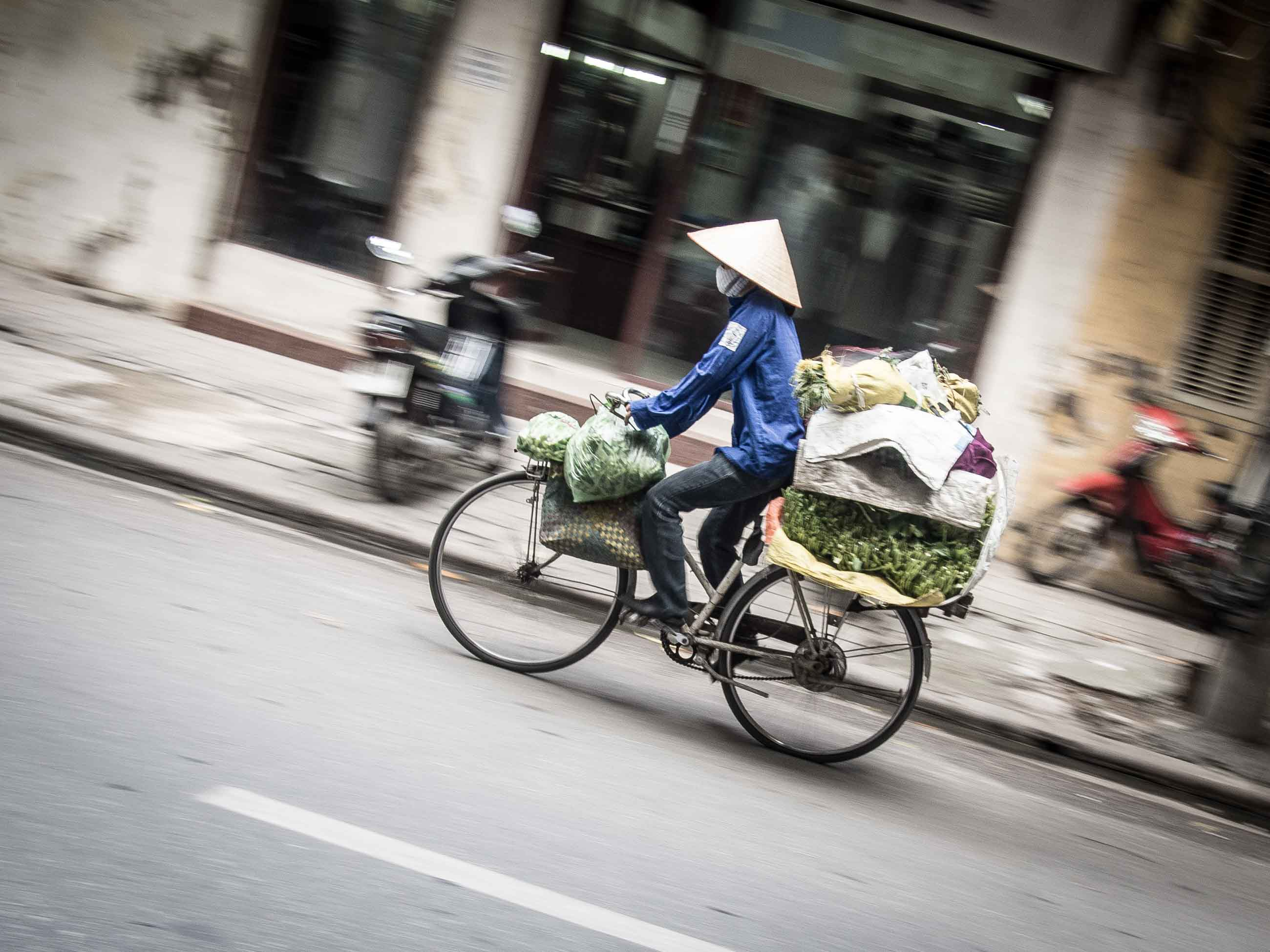 Cycling tour holiday in Tri Nations. Vietnam-Laos-Thailand
