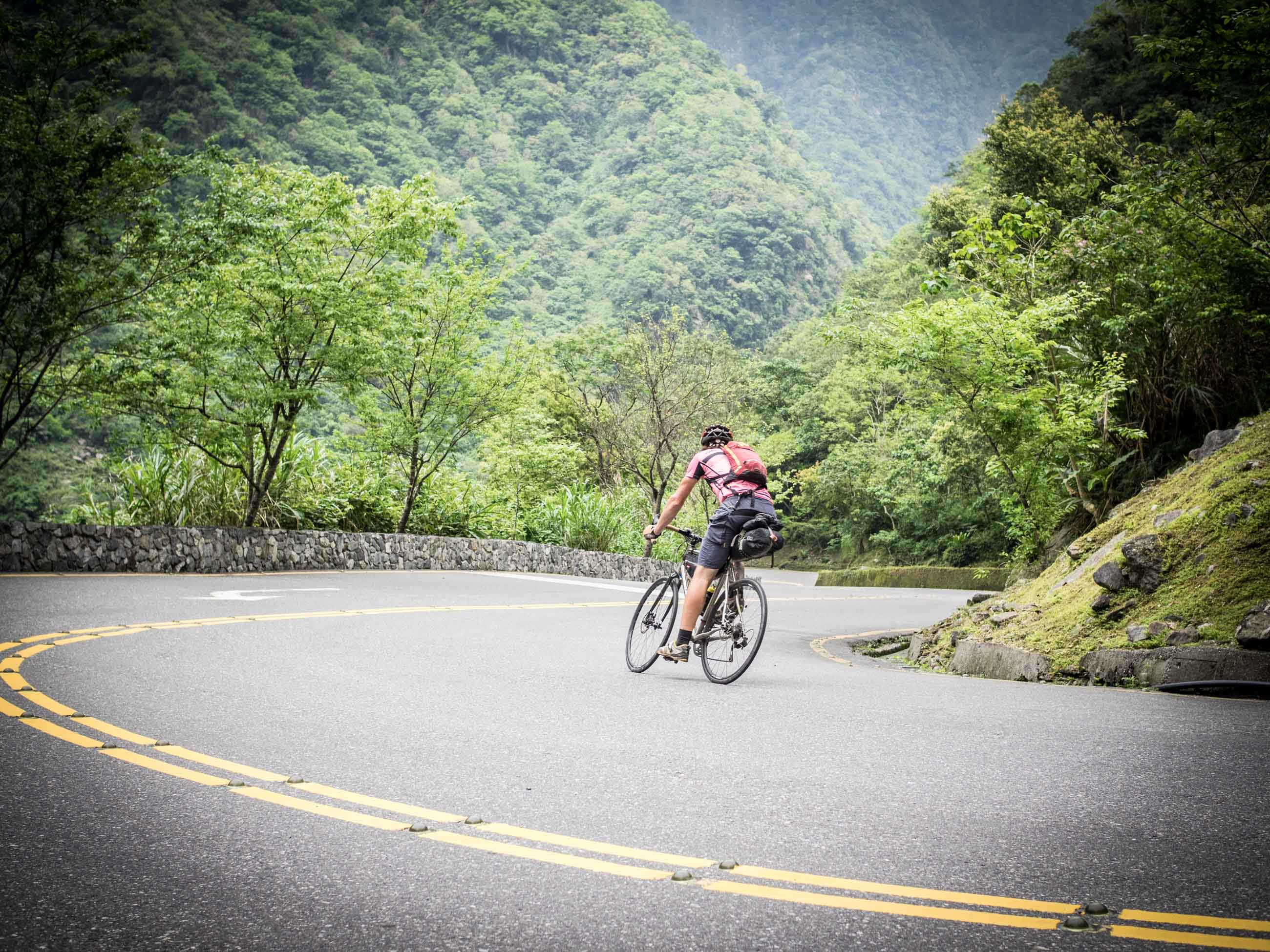 Cycling tour holiday in Taiwan Bespoke. RH21