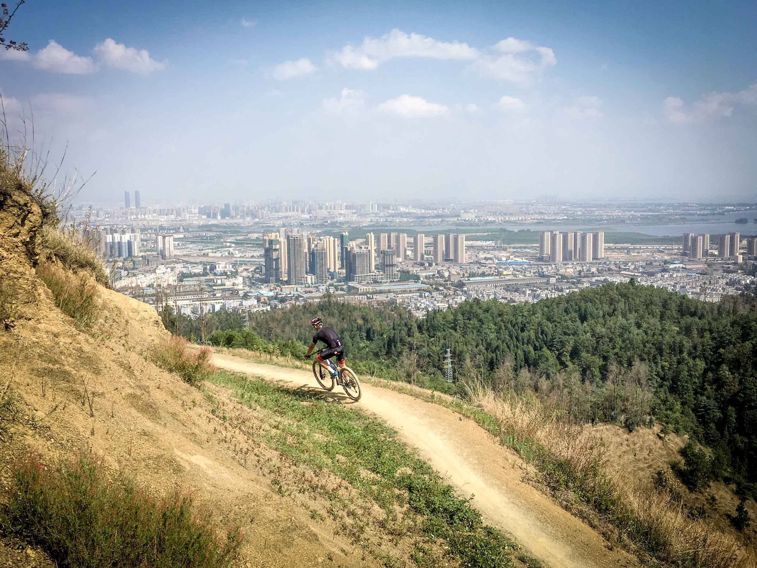 The Rural Cycling of a Chinese Mega City banner image
