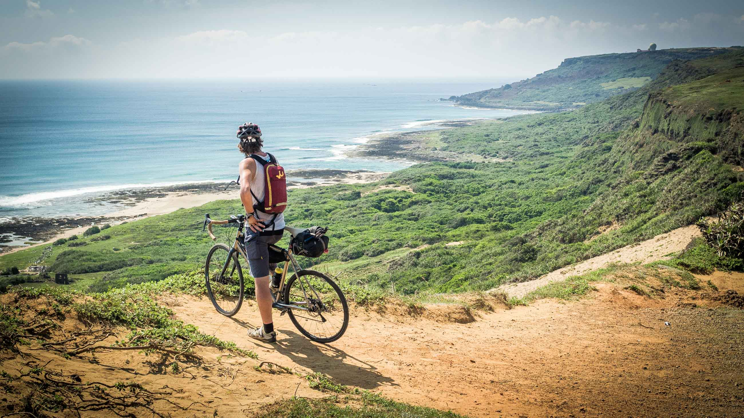 Cycling tour holiday in Taiwan